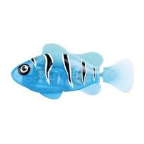 Robo Fish Azul Com Led Nova Serie - Dtc