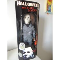 Boneco Michael Myers - Movie Halloween - 45 Cm Eletrônico