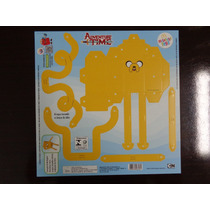 Jake Papercraft Hora De Aventura (adventure Time) Mc Donalds