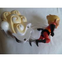 Boneco Personagem Os Incriveis Flash Disney