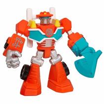 Transformers Rescue Bots Heatwave The Fire-bot 9 Cm Hasbro