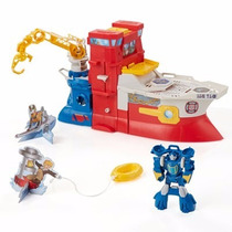 Navio Transformers Rescue Bots High Tide Playskool Hasbro