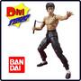 Bruce Lee - S.h.figuarts Bandai Pronta Entrega