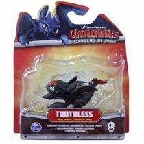 Como Treinar Seu Dragão - Mini Dragões Banguela Toothless