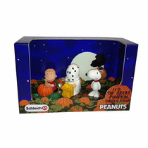Peanuts Schleich Snoopy 3 Pack - Charlie Brown Linus Snoopy