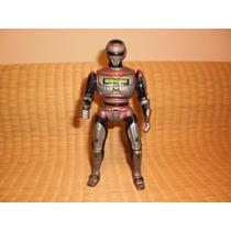 Boneco Jaspion Glasslite Action Figure Tokusatsu Anos 80