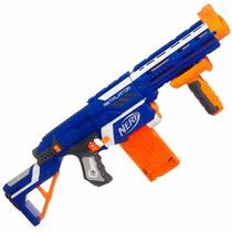 Nerf N-strike Elite Retaliator A0713 - Hasbro + Brinde