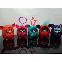 Lote 5 Furbys Coleção Furby Gremlin Mc Donalds