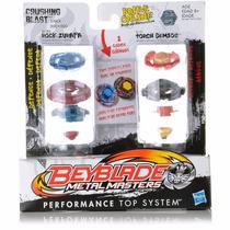 Beyblade - Rock Zurafa + Torch Gemios - Hasbro