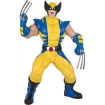 Boneco Wolverine Amarelo Gigante
