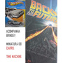Hot Toys Volta Futuro Marty Mcfly Back The Future + Brinde