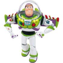 Boneco Buzz Lightyear Fala 21 Frases