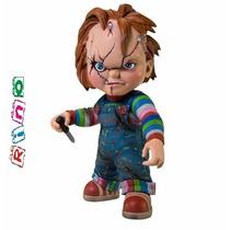 Boneco Chucky Figura Em Vinil - Mezco