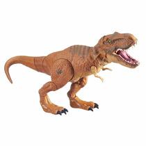 Dinossauro Jurassic World T Rex Eletrônico Hero - Hasbro
