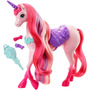 Barbie Fantasia Unicórnio Penteados Mágicos - Mattel
