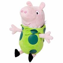 Novo Boneco Da Estrela Peppa Pig George Dinossauro