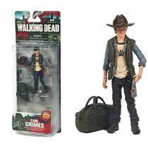 The Walking Dead Tv Series 4 Bonéco Carl Grimes