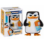 Boneco Skipper Os Pinguins De Madagascar Pop M. 161 Funko