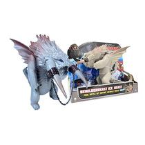 Como Treinar Seu Dragão 2 Kit De Batalha Final Bewilderbeast