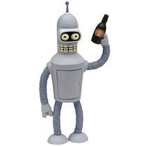 Bender - Seriado Tv - Futurama - Rocket Usa - P Entrega Novo