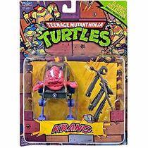 Tartarugas Ninja Coleção Retro - Krang - Playmates 90900