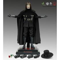 V For Vendetta - V De Vingança - Toys Power 1/6 Scale Figure