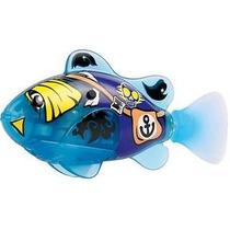 Robô Fish Peixe Pirata Brinquedo Dtc 2957 Azul