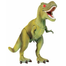 Dinossauro Dinoland T-rex Experience C/ Luz E Som Mundi Toys