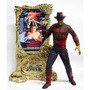 Freddy Krueger Nightmare - Movie Maniacs - Mc Farlane - Novo