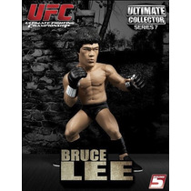 Bruce Lee Boneco Limitado Round 5 Ufc Mma Kung Fu Raro Lenda