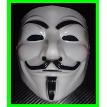 Máscara V De Vingança - Anonymous Vendetta Mask