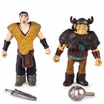 Brinquedo Boneco Viking Como Treinar O Seu Dragão 2 - Sunny