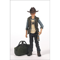 Carl Grimes The Walking Dead S4 Twd Zombie Bonecos Comprar
