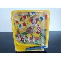 Antigo Brinde Mc Donalds - Ronald Mcdonald - Turma Do Ronald
