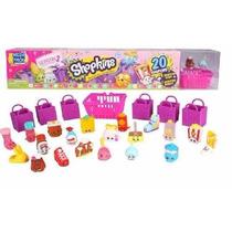 Shopkins Mega Kit Com 20 Shopkins Brinquedo Dtc 3588