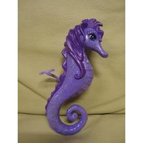 Cavalo Marinho Vida De Sereia Barbie Kelly Mattel Lilas