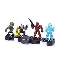 Halo Mega Bloks - Pack 97208 - 33 Pçs