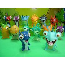 Slugterra 10 Bonecos Slugterraneo Do Cartoon Desenho Da Tv
