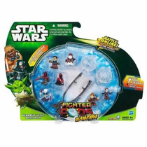 Boneco Novo Star Wars Fighter Pods Rampage Original Hasbro