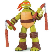Tartarugas Ninja 28 Cm Michelangelo