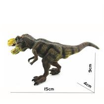 Kit 2 Dinossauros T-rex Tiranossauro Pvc - A Pronta Entrega