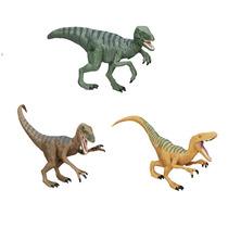 Dinossauros Jurassic World 3 Velociraptor Charlie Echo Delta
