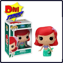 Funko Pop! Ariel - A Pequena Sereia Disney Pronta Entrega