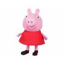Boneca Peppa Pig 30cm Discovery Kids - Original Multibrink
