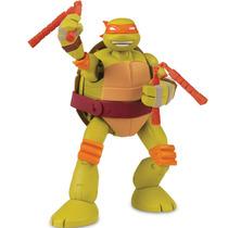 Boneco Tartarugas Ninjas Pet To Turtle Multikids