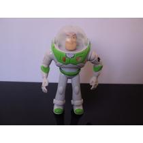 Boneco Toy Story - Buzz Lightyear Coleção Mc Donalds 14 Cm