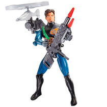 Max Steel Max Androide Aéreo - Mattel
