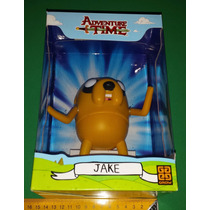 Adventure Time Jake Grow Hora Da Aventura Miniatura Figure