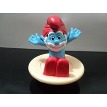 Smurfs Mc Donalds Coleção - Smurf Pai Papai