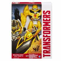 Boneco Novo Transformers Bumblebee 30 Cm Original Hasbro